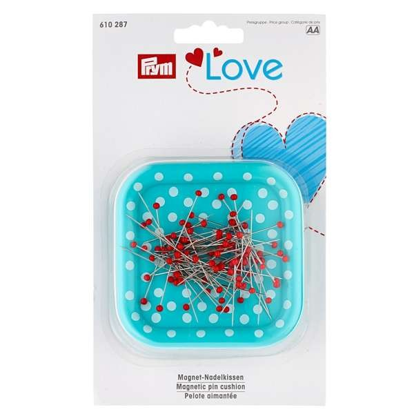 Magnetnadelkissen LOVE von Prym 610287