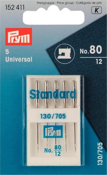 PRYM 152411 STANDARD 130/705 Gr.80, Nähmaschinennadel