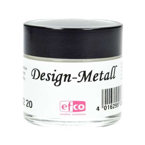 Schutzlack 20ml für Blattgold, Metall-Design