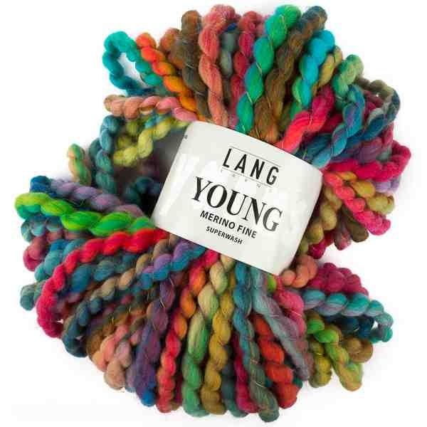 LANG YARNS Young