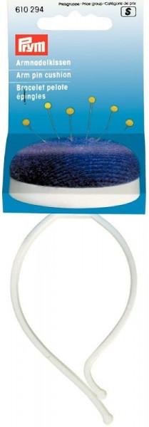 Armnadelkissen Profi blau mit Spange prym 610294
