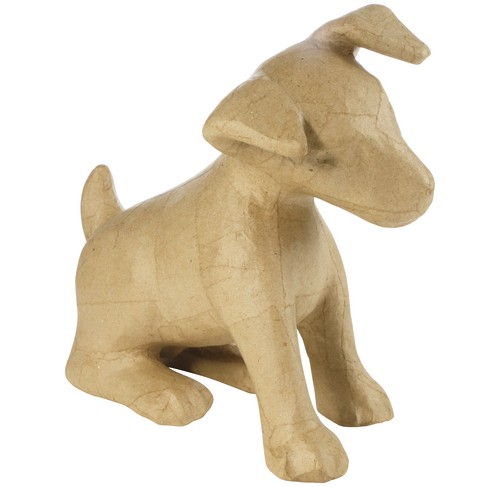 Décopatch PappArt Hund sitzend