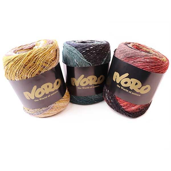 NORO Geshi 200g ✓ Verlaufsgarn NORO ✓ hohe Kundenzufriedenheit ✓ Japanische Wolle ✓ Versandkostenfrei DE / LU (ab 20€)