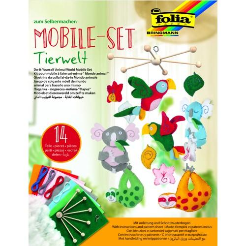 "Mobile-Set ""Tierwelt"""