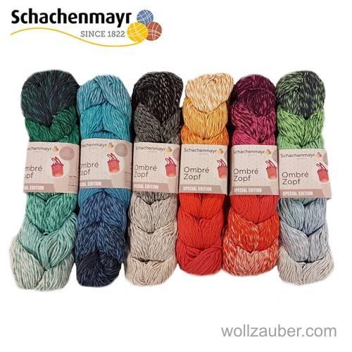 Ombré Zopf von Schachenmayr, 250g