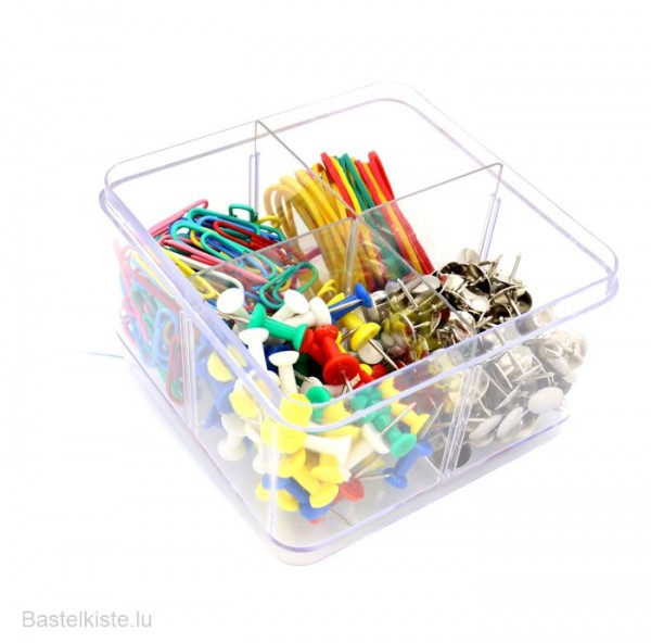 Office Multifunktionsbox 390-teilig