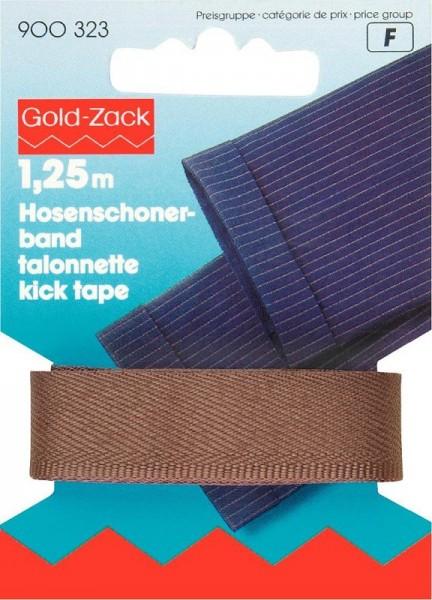 17mm, Hosenschonerband, mittelbraun, prym 900323