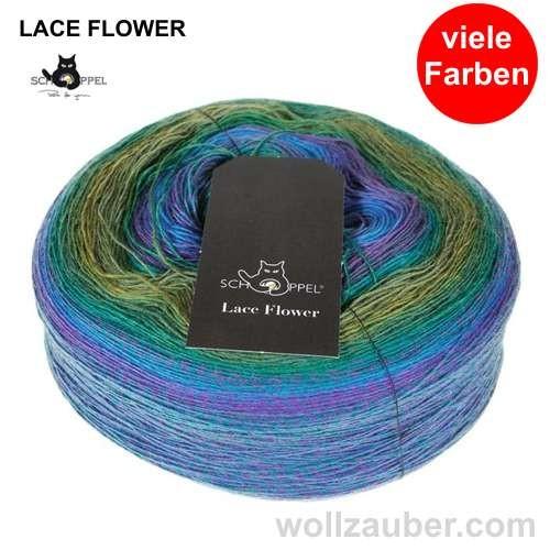 SCHOPPEL Lace Flower, 150g