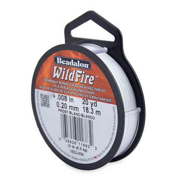 WildFire Ø 0,20mm, weiß