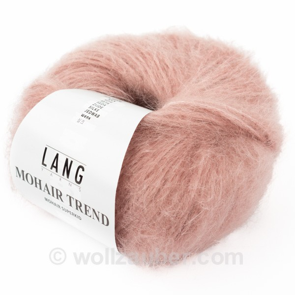 MOHAIR TREND von LANG YARNS