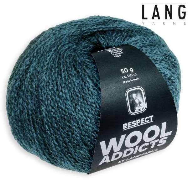 Lang Yarns Wooladdicts RESPECT wollzauber