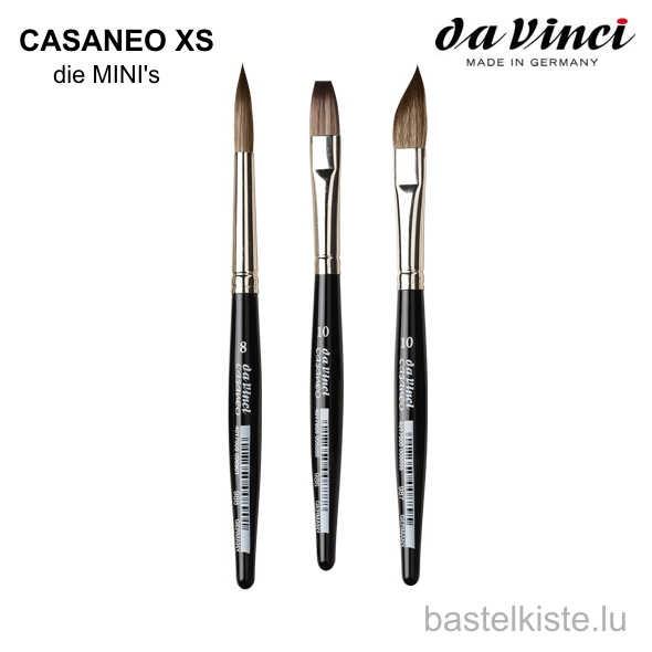 Da Vinci CASANEO MINI's XS Aquarellpinsel