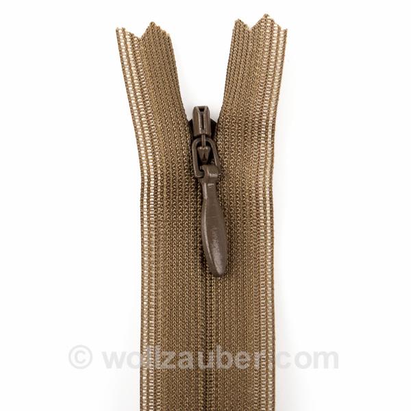 40cm Nahtverdeckter Reißverschluss YKK CHC-26