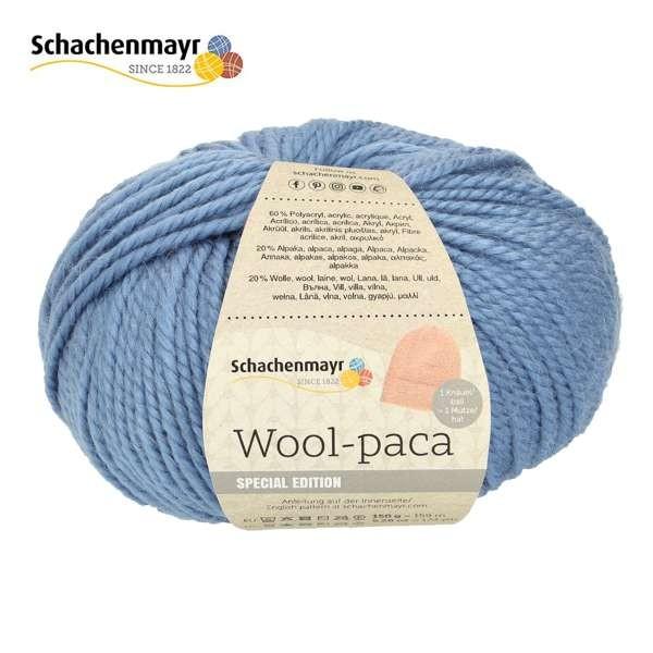 Schachenmayr Wool-paca 150g, wollzauber