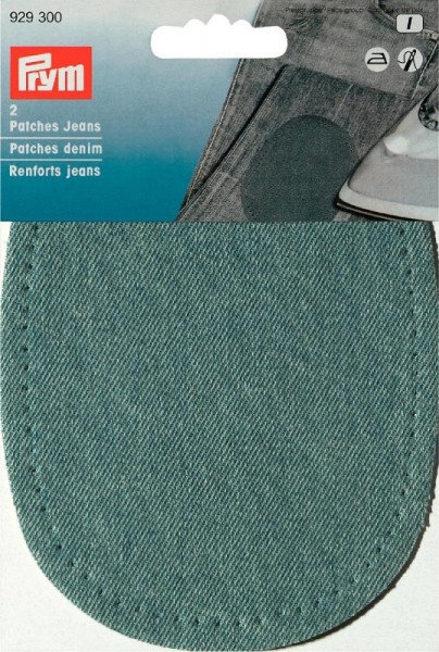 Jeans Patches PRYM 929300, wollzauber.com