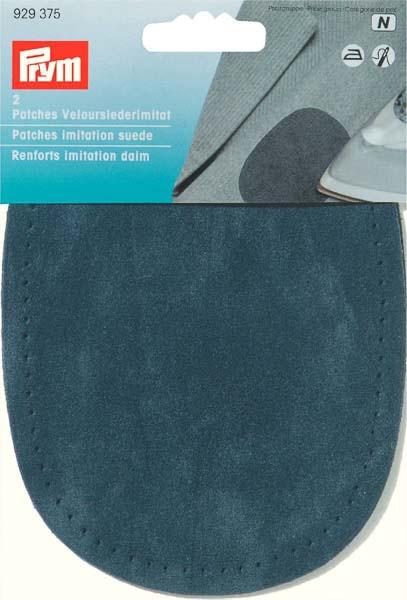 Patches Velourslederimitat, aufbügelbar, 10 x 14cm