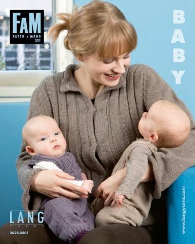 FAM Fatto a Mano Strickheft baby