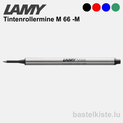 LAMY Kugelschreiber-Großraummine M 66, Stärke M