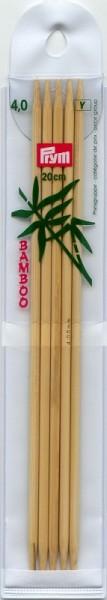 Strumpfstricknadel Bamboo Prym 221214