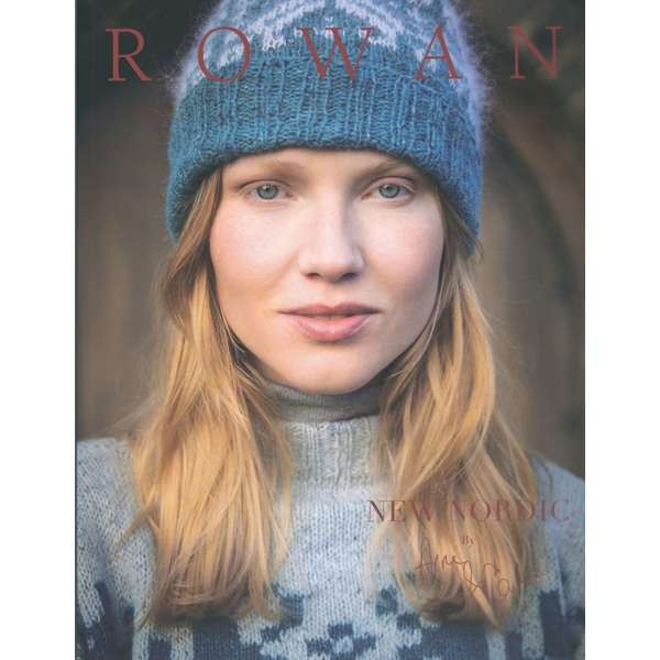 ROWAN Magazin NEW NORDIC