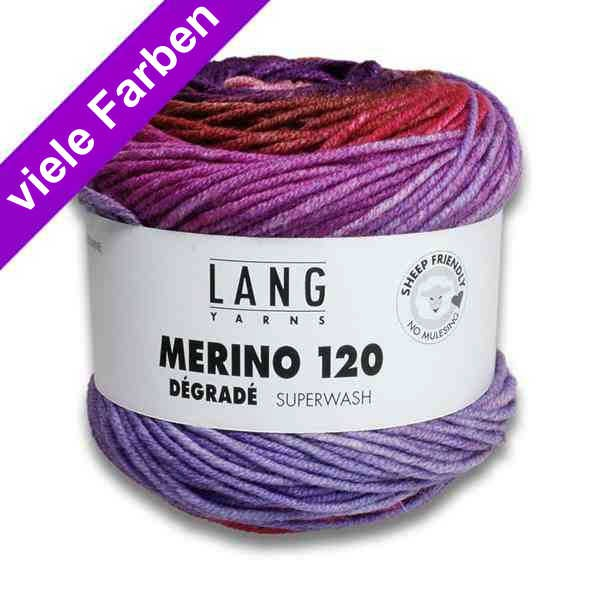 MERINO 120 DÉGRADÉ 50g von Lang Yarns