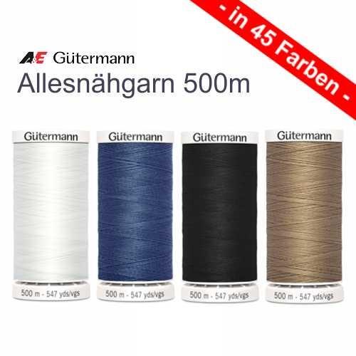 Allesnäher, Allesnähgarn 500m von Gütermann
