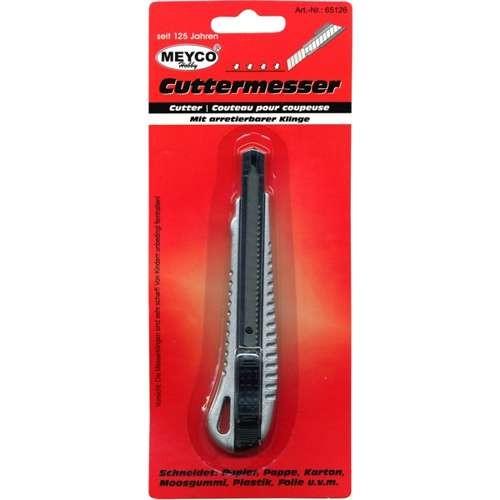 Cuttermesser, Schneidemesser mit Ø 9,0 mm Klinge