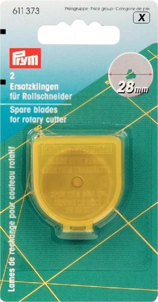 Ersatzklingen für Rollschneider 28 mm PRYM 611371