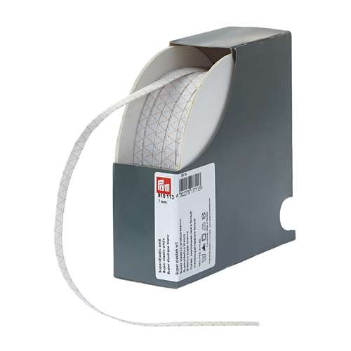 PRYM 910113 Super-Elastic 7mm, 50m