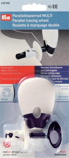 Parallelkopierrad Multi ergonomic von PRYM 610943