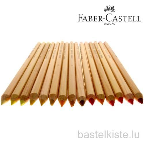 Pitt Pastellstift Einzelstifte in 60 Farben