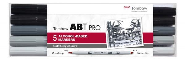 ABT PRO 5er Set Cold Grey Colors