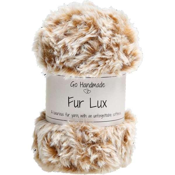 Fur Lux 50g von Go Handmade