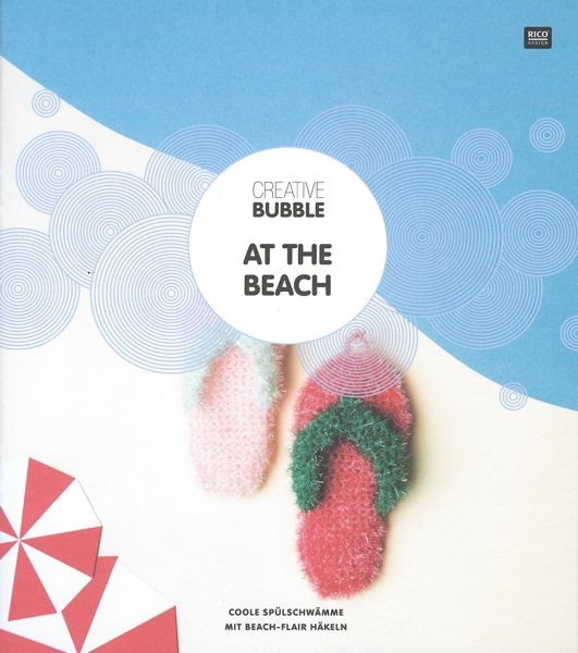 "RICO DESIGN Creative Bubble ""At the beach"""