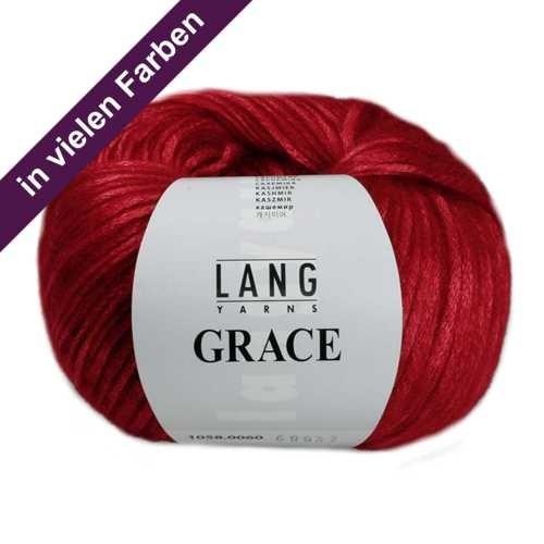 Lang Yarns GRACE 25g - SUPERWEICH !!!