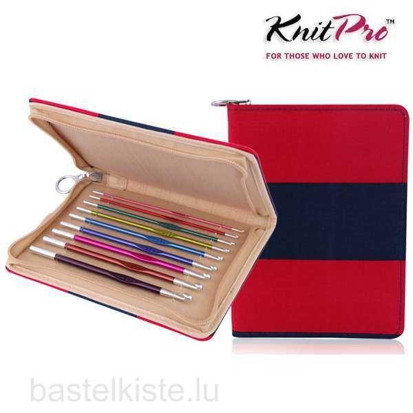 KnitPro Häkelnadel-Set ZING, Single Ended 2,0 - 6,0mm