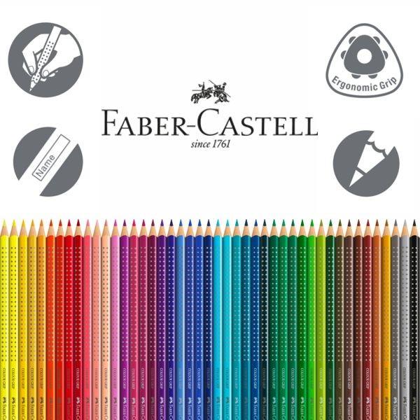 Colour Grip, Einzelfarben Buntstifte - Wasservermalbar
