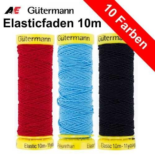 Elasticfaden 10 m von Gütermann