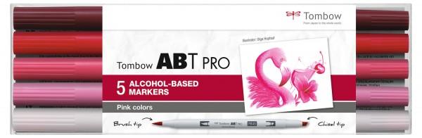 ABT PRO 5er Set Pink Colors