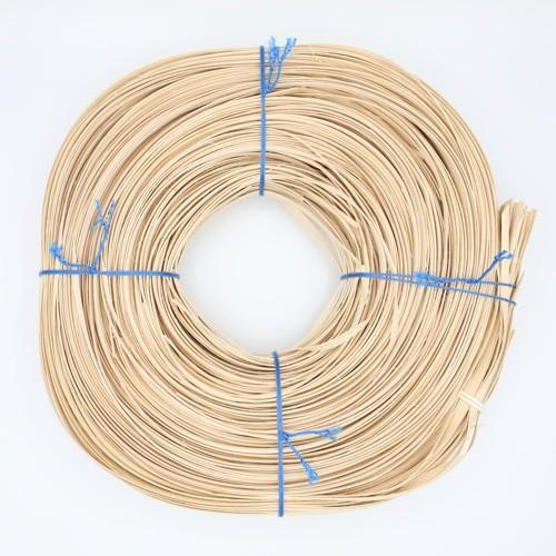 Hochwertiges Natur Peddigschiene FLACH - OVAL Ø 5,0 mm, 500g