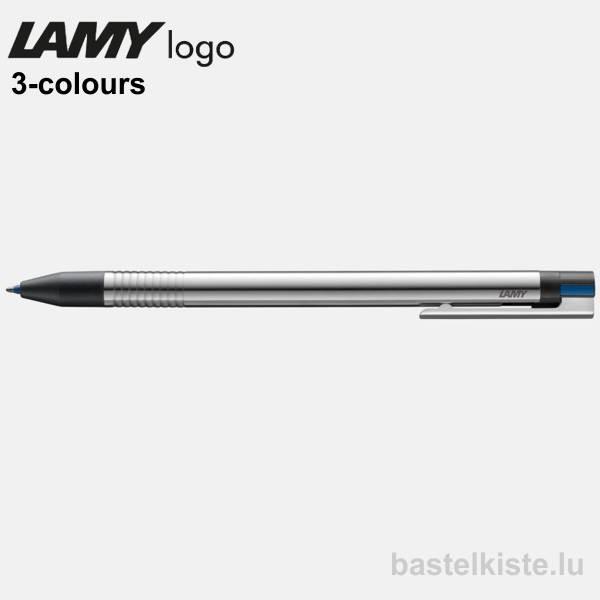 LAMY Kugelschreiber logo, 3-colours