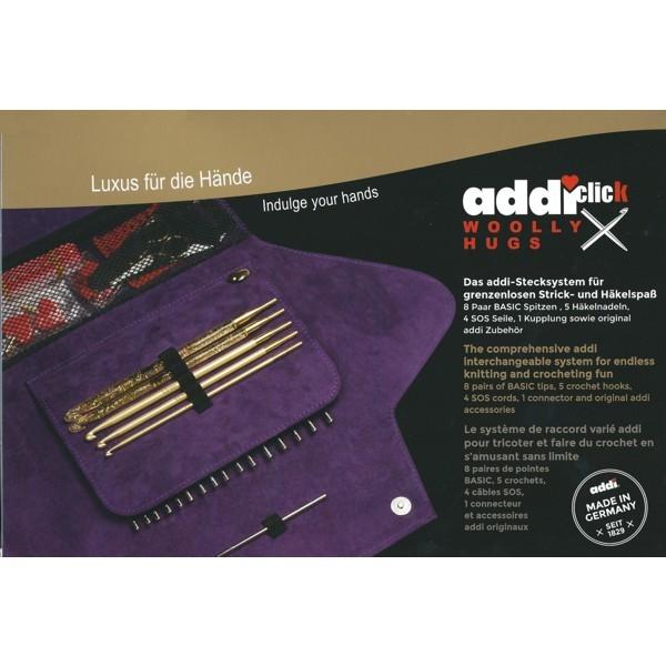 addi-Stecksystem Strick- und Häkelset 680-2