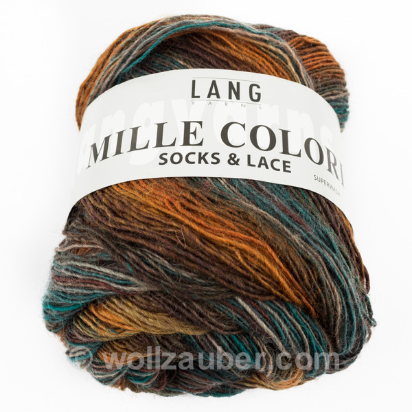 LANG YARNS Mille Colori Socks & Lace