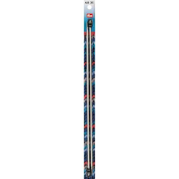 PRYM Jackenstricknadeln 35cm, 4mm, Aluminium